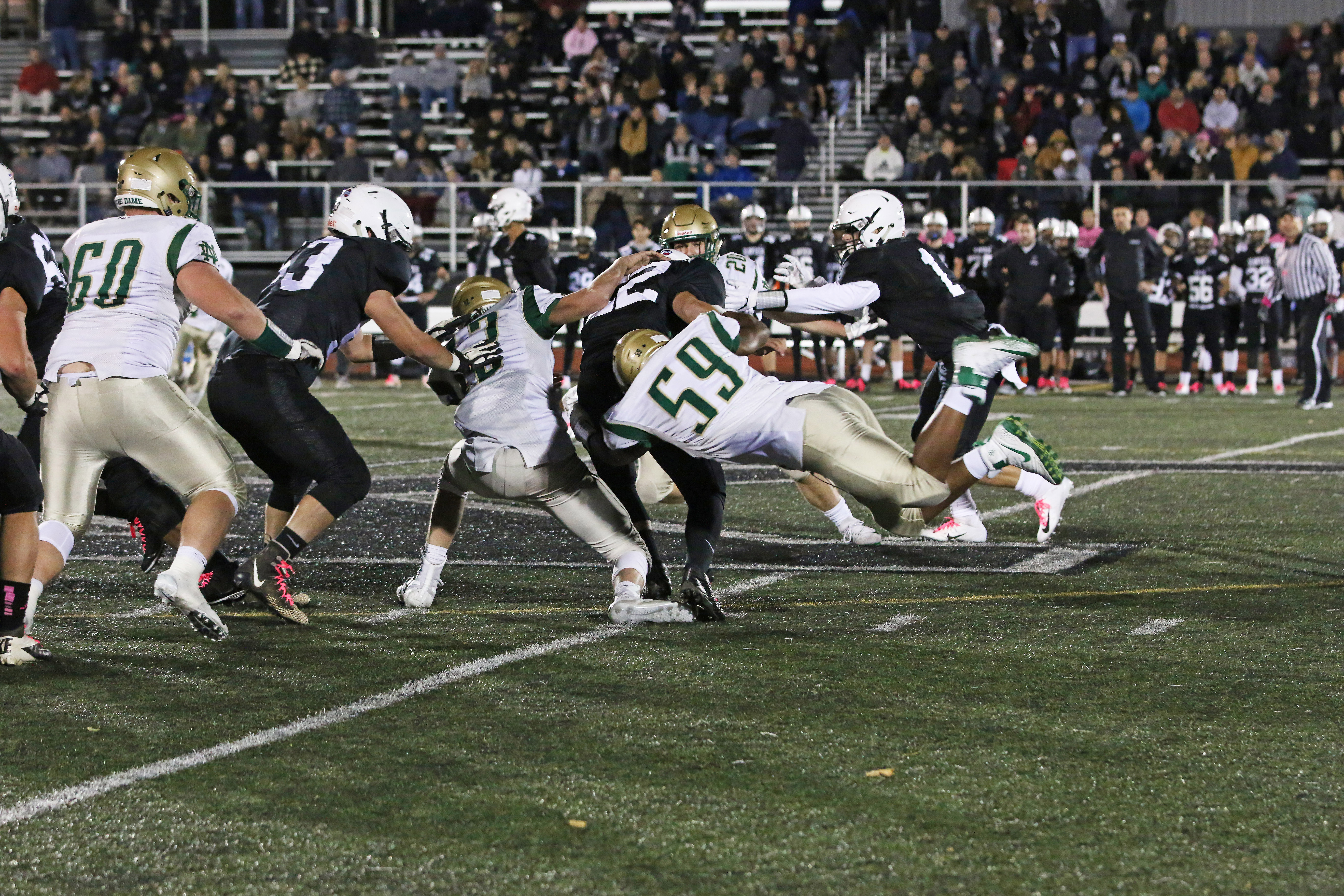 Cross-Country, football post ND victories