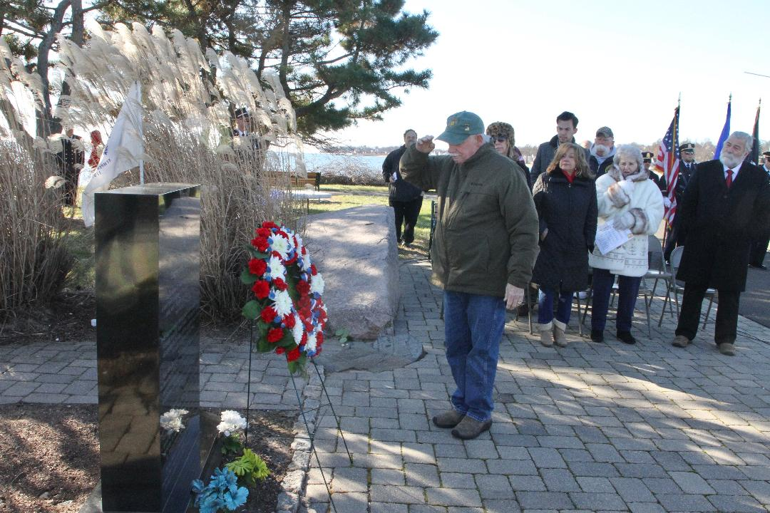 City remembers 'Day of Infamy'