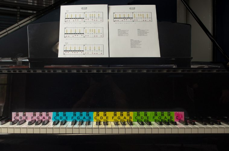 City's McCarthy patents music method