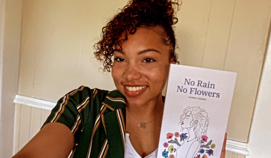 WHHS grad publishes poetry anthology