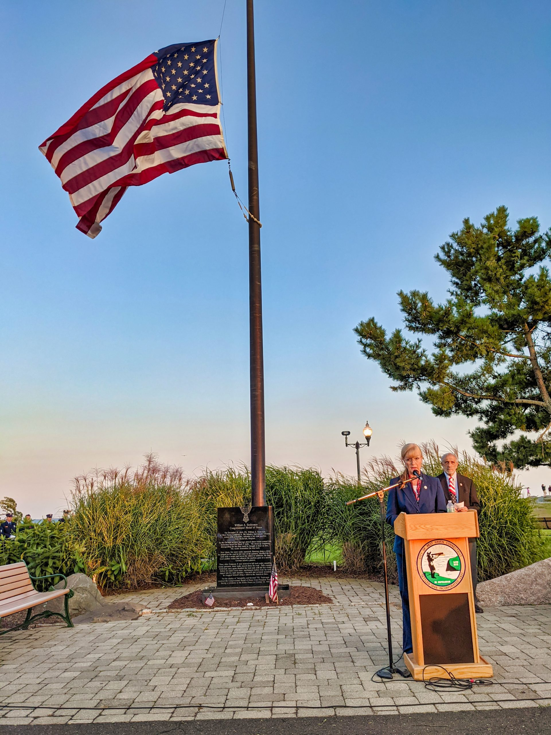 City commemorates 9/11 dead