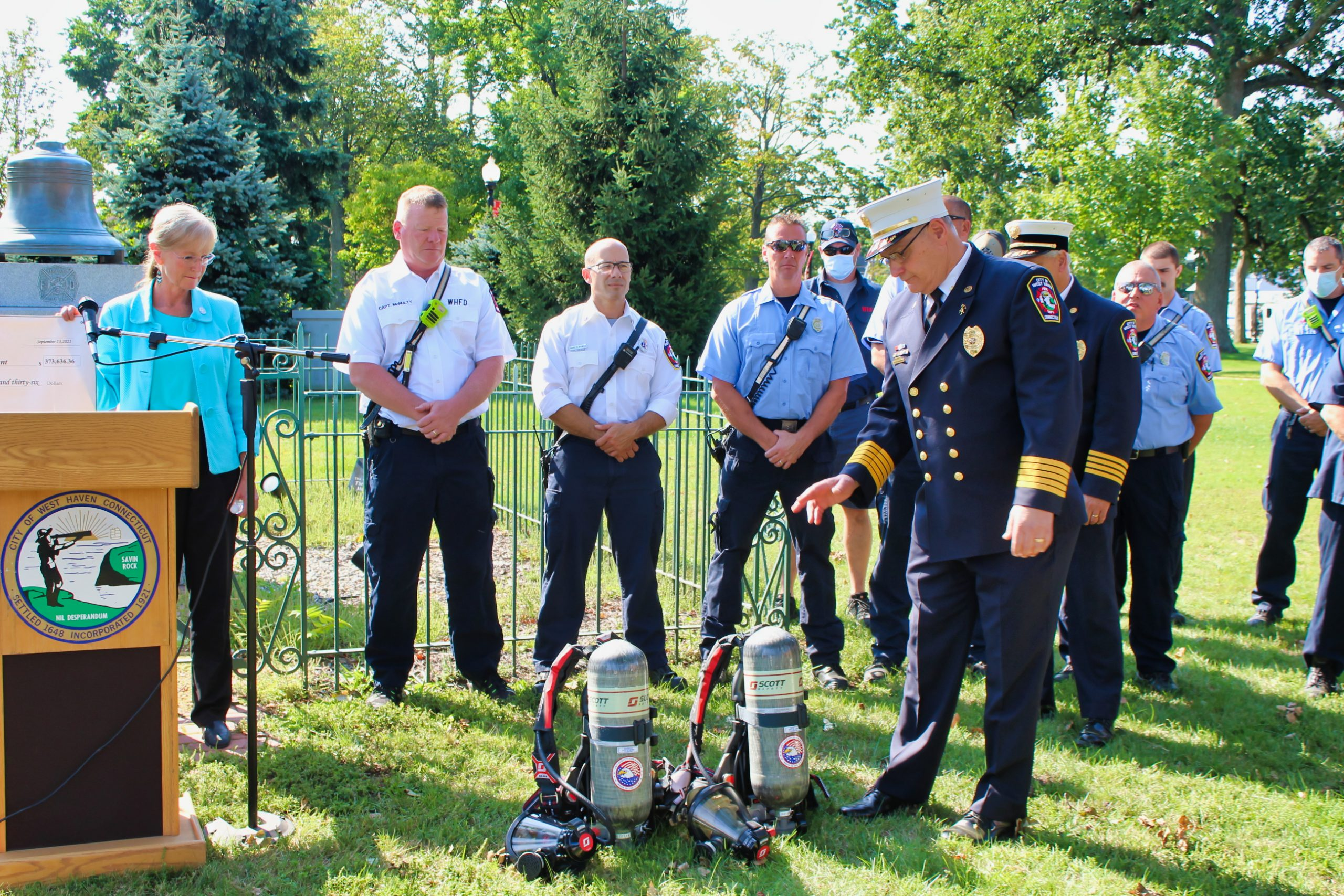 FDs get $1.23m for new equipment