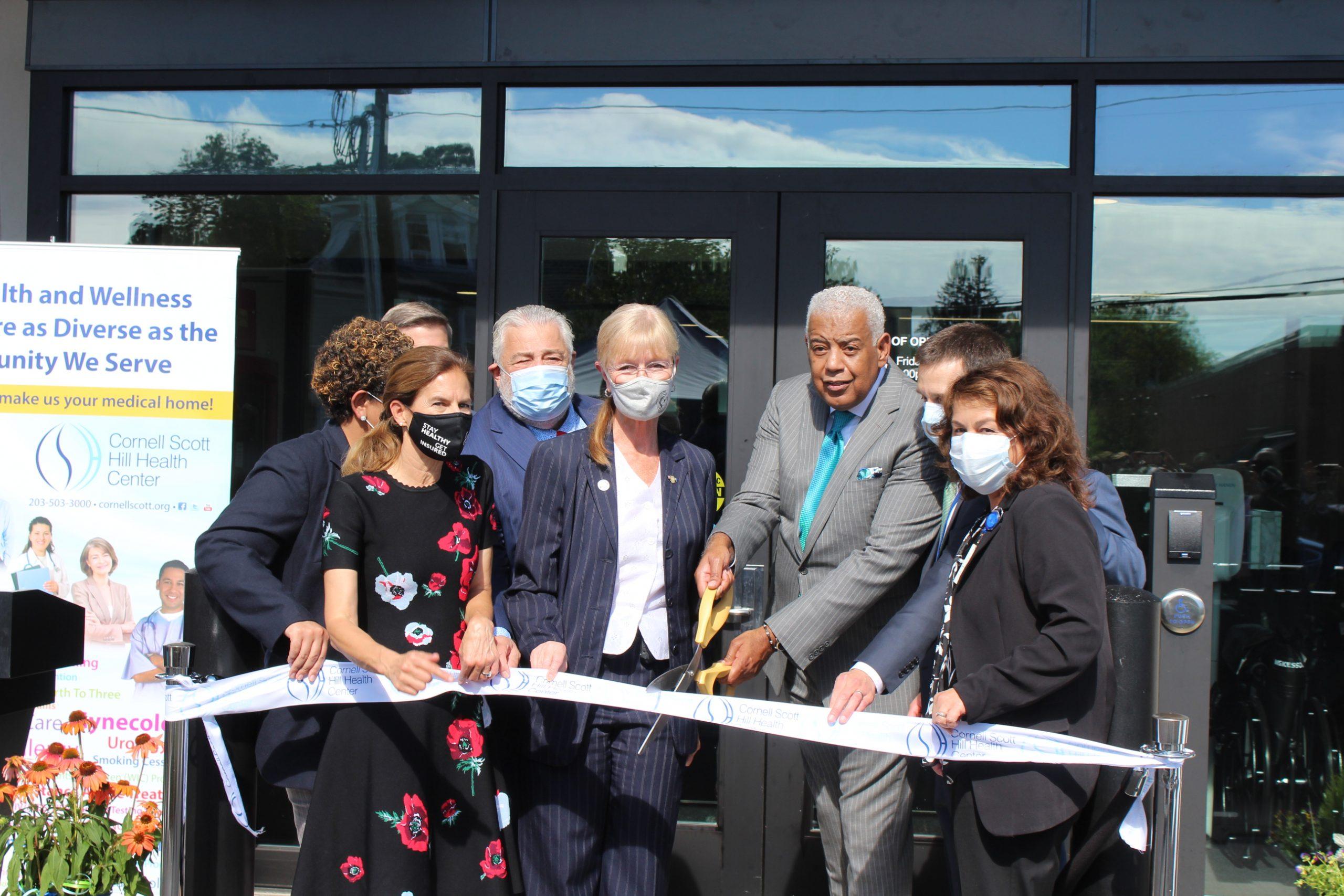 Scott-Hill Center opens doors